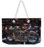 1917 Harley Davidson Weekender Tote Bag