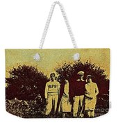 1920s Golf Weekender Tote Bag