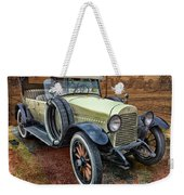 1921 Hudson-featured In Vehicle Enthusiasts And Comfortable Art And Photography And Textures Groups Weekender Tote Bag