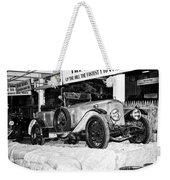1921 Vauxhall 30/98e Weekender Tote Bag