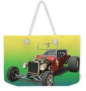 1923  Ford T Bucket  Weekender Tote Bag