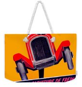 1924 - Ca-bloc Brakes French Advertisement Poster - Color Weekender Tote Bag