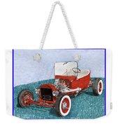 1925 Ford Hot Rod T-bucket Weekender Tote Bag