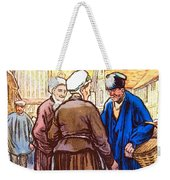 1926 - French Tourism Poster - Color Weekender Tote Bag