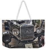 1926 Ford Model T Runabout Weekender Tote Bag by Douglas Barnard