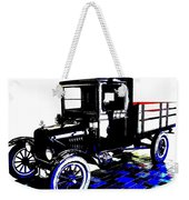 1926 Ford Model T Stakebed Weekender Tote Bag
