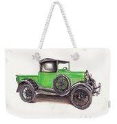 1926 Ford Truck Weekender Tote Bag