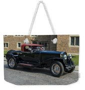1927 Isotta Fraschini Tipo 8a Roadster Weekender Tote Bag