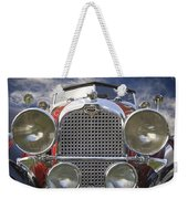 1928 Auburn Model 8-88 Speedster Weekender Tote Bag