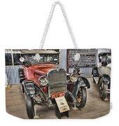 1928 Dodge Roadster Weekender Tote Bag