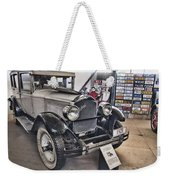 1928 Packard 526 Sedan Weekender Tote Bag