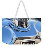 1929 Auburn 8-90 Speedster Hood Ornament Weekender Tote Bag