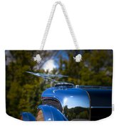 1929 Duesenberg Model J Covertible Coupe By Murphy Weekender Tote Bag