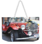 1929 Mercedes Benz Front And Side View Weekender Tote Bag