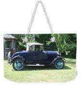 1929 Model-a Roadster 4 Weekender Tote Bag