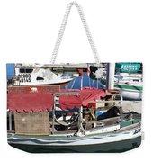 1929 Water Taxi Weekender Tote Bag