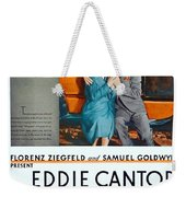 1930 - Whoopee - Movie Poster - Eddie Cantor - Florenz Ziegfield - Samuel Goldwyn - Color Weekender Tote Bag