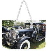 1930 Cadillac V-16 Imperial Limousine Weekender Tote Bag