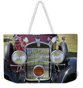 1930 Chrysler Model 77 Weekender Tote Bag