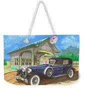 1930 Cord L Towncar Weekender Tote Bag