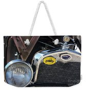 1930 Ford Model A - Front End - 7497 Weekender Tote Bag