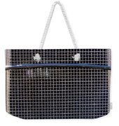 1930 Ford Model A Grille Weekender Tote Bag
