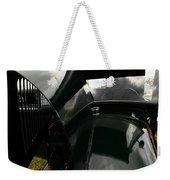 Antique Car Hood Weekender Tote Bag