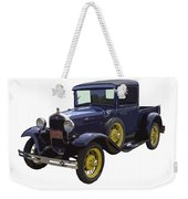 1930 - Model A Ford - Pickup Truck Weekender Tote Bag