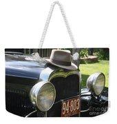 1930 Model-a Town Car 2 Weekender Tote Bag