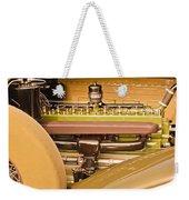 1930 Packard Speedster Runabout Engine -0539c Weekender Tote Bag