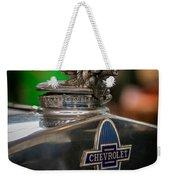 1931 Chevrolet Emblem Weekender Tote Bag