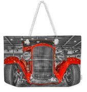 1931 Chevy Roadster Convertible Weekender Tote Bag
