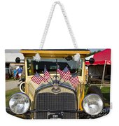 1931 Ford Model-a Car Weekender Tote Bag