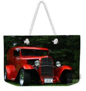 1931 Ford Panel Delivery Truck  Weekender Tote Bag