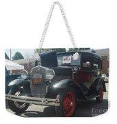 1931 Ford Sedan Weekender Tote Bag