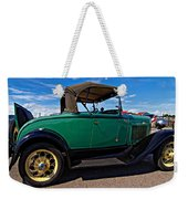 1931 Model T Ford Weekender Tote Bag by Steve Harrington