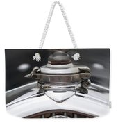 1932 Alfa-romeo Hood Ornament 2 Weekender Tote Bag