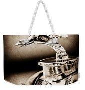1932 Alvis Hood Ornament - Emblem Weekender Tote Bag