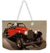 1932 Bugatti - Featured In 'comfortable Art' Group Weekender Tote Bag