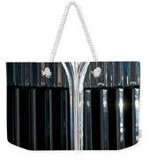 1932 Chrysler Hood Ornament Weekender Tote Bag