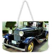 1932 Ford Cabriolet Weekender Tote Bag