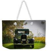 1932 Frontenac 6-70 Sedan  Weekender Tote Bag