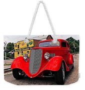 1933 Ford Coupe Weekender Tote Bag