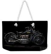 1933 Indian Four Weekender Tote Bag