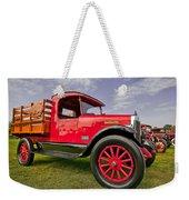 1933 International Truck Weekender Tote Bag