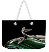 1933 Plymouth Mascot Weekender Tote Bag
