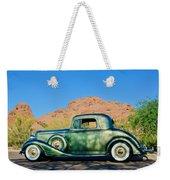 1933 Pontiac -0008c Weekender Tote Bag
