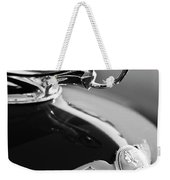 1933 Pontiac Hood Ornament 4 Weekender Tote Bag