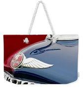 1933 Pontiac Street Rod Hood Ornament Weekender Tote Bag