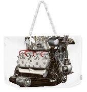 1934 Ford Flathead V 8  Weekender Tote Bag